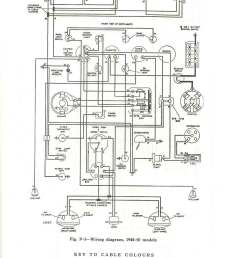 wiring diagram 1948 50  [ 957 x 1438 Pixel ]