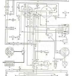 land rover series 1 wiring diagram [ 1018 x 1463 Pixel ]