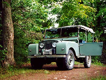 Land Rover Series I 80