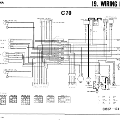 1981 Honda Ct70 Wiring Diagram How To Read Diagrams Schematics Automotive C70 Get Free Image About