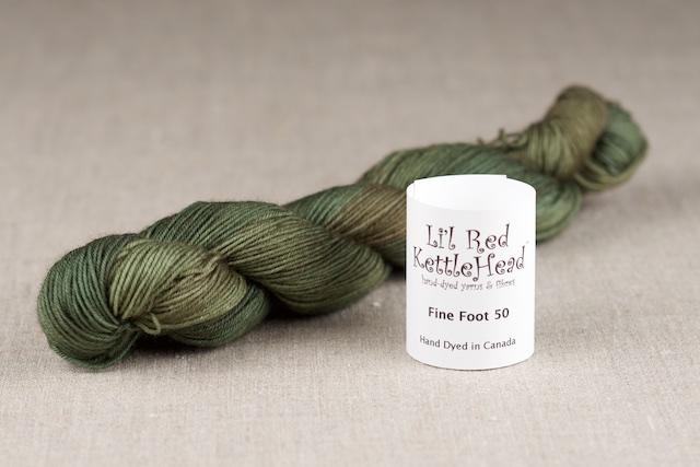 Fine Foot 50 - Backwoods