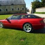 Location Renault Alpine Gta V6 Turbo De 1988 Pour Mariage Yvelines