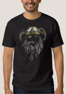 Bearded Viking T-Shirt