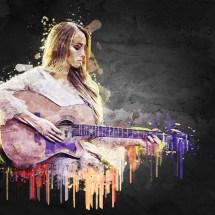 Guitar Paint