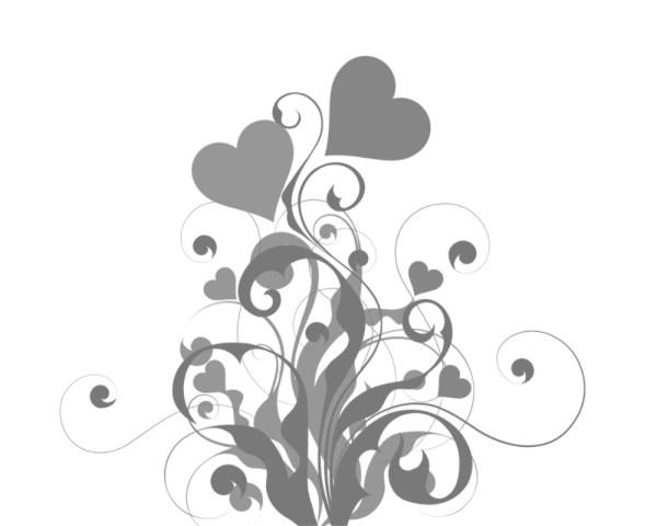Heart Brushes 1
