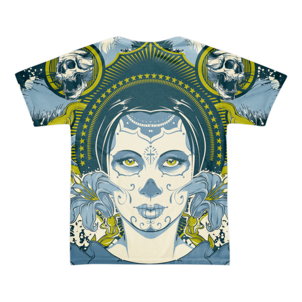 Queen of Skulls - Short sleeve men's t-shirt