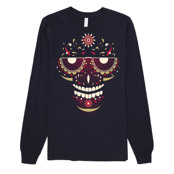 Smiley - Long sleeve t-shirt