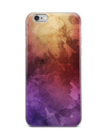 Gradient Watercolor iPhone case 1