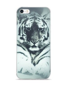 White Tiger iPhone case 2