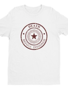 Death Before Dishonor - Short sleeve men's t-shirt