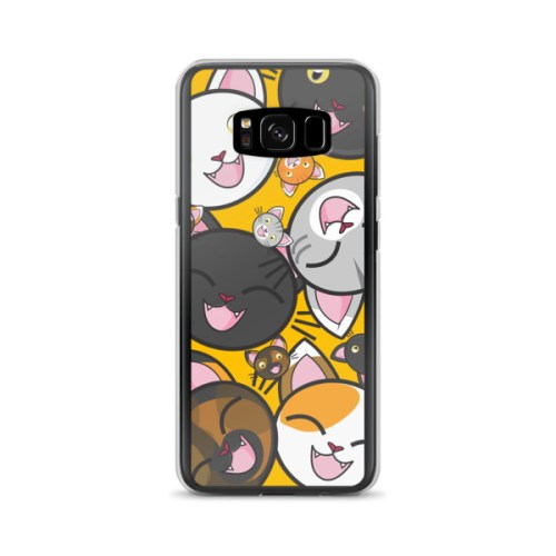 Happy Cats Samsung Case 3