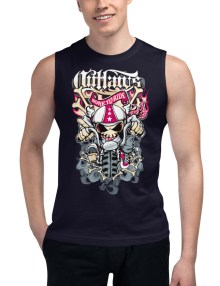 Outlaws Muscle Shirt