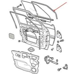 Range Rover P38 reservedele til karosseri & chassis ramme
