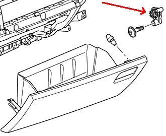 Land Rover Discovery 3 handskerum tandhjuls lukkedæmper