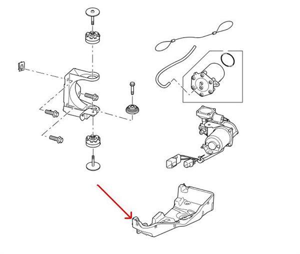 Land Rover Discovery og Sport luftundervogns kompressor