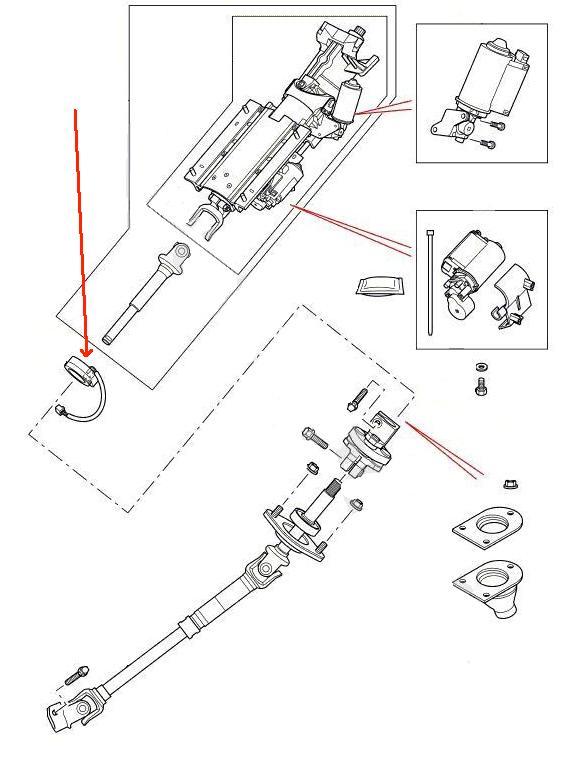 Range Rover L322 ratstamme rotorkobling SRO105071 fra Land