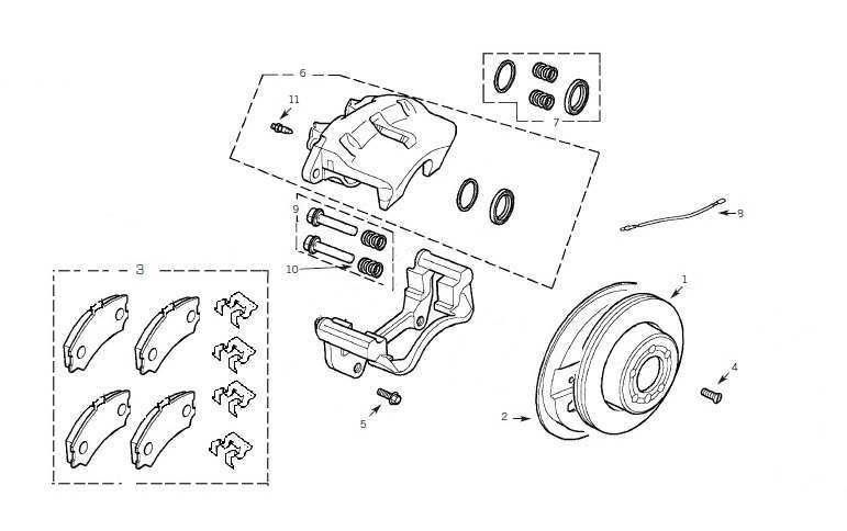 Service manual [Exploded View Of 2006 Land Rover Lr3