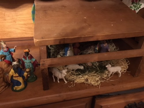 The Ugliest Christmas Manger Ever and What It Taught Me About Authenticity