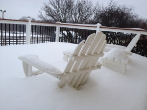 Who's Sick of Winter? Survival Tips Until Spring Arrives