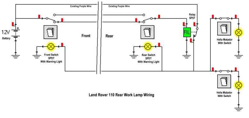 Hella Light Wiring Diagram