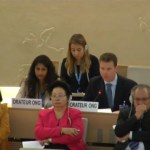 Oral Statement to the 33rd Session of the UN Human Rights Council Regarding Thailand, Cambodia, Honduras, India | Oral Statement