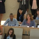 Ensure Protection for Hostages as Victims of Trafficking | Oral Statement to the 35th Session of the Human Rights Council