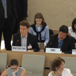 Pakistan and Cameroon: Human Rights Defenders Require Access to Protective Measures | Oral Statement to the 35th Session of the UN Human Rights Council