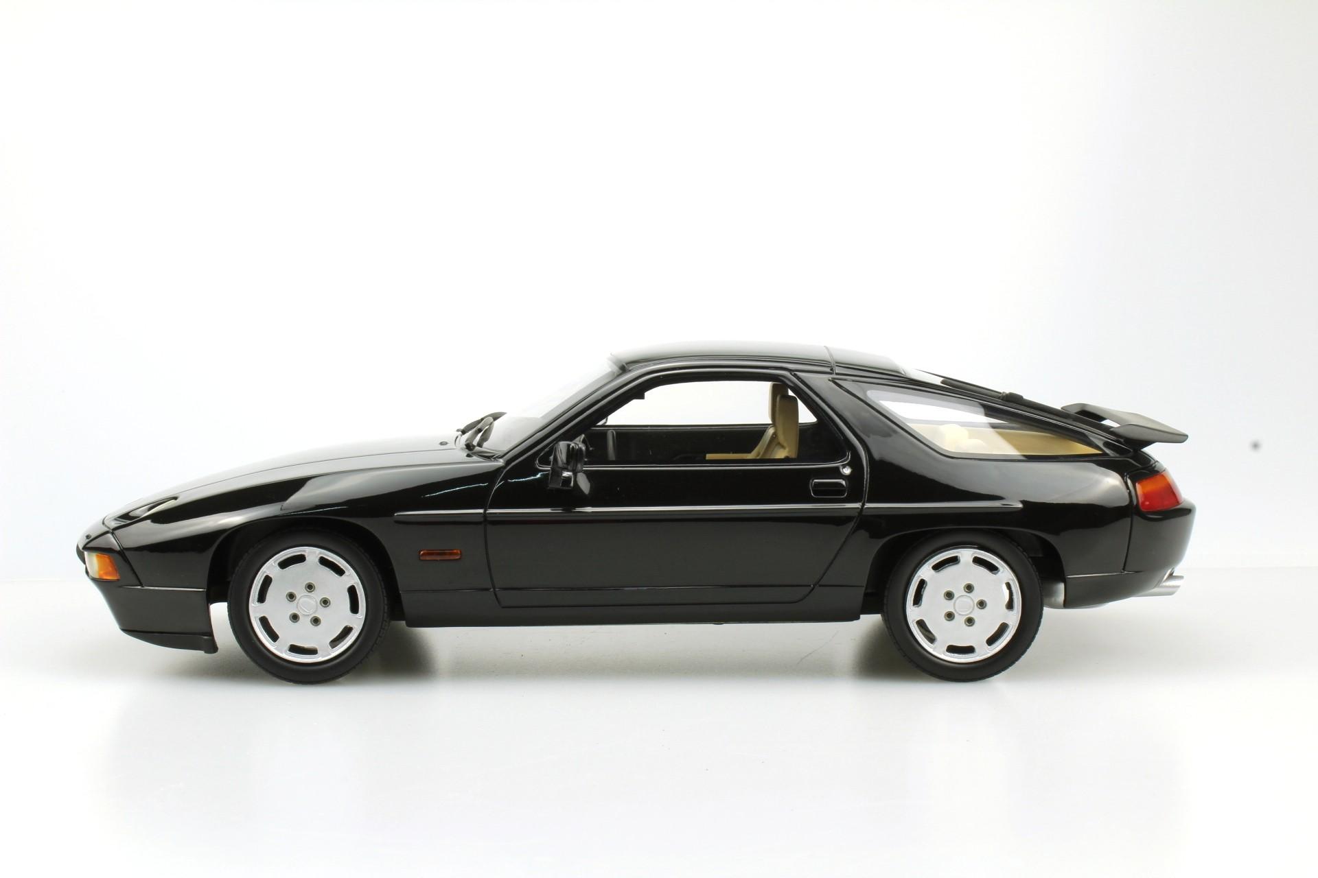 LS Collectibles Porsche 928 S4 118 Black LS022B