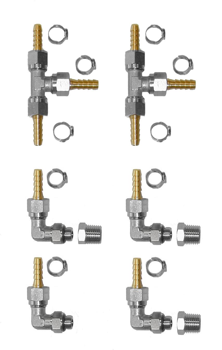 Connection Kits for RAYMARINE, SIMRAD and GARMIN