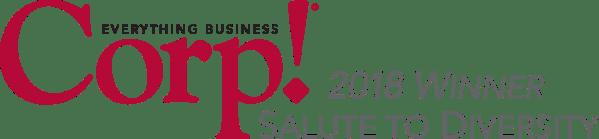 Corp Salute to Diversity Winner