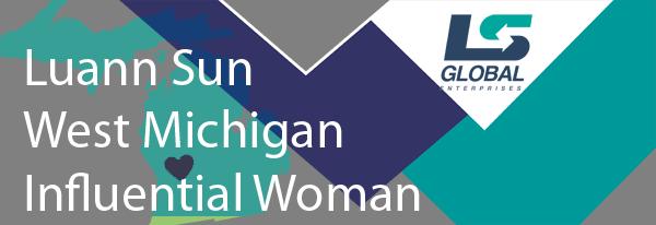Luann Sun West Michigan Influential Women Manufacturer