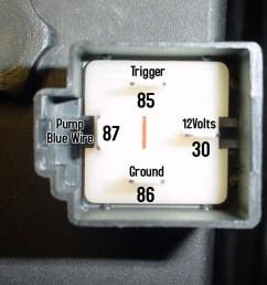 85 corvette fuel pump relay wiring diagram [ 1024 x 768 Pixel ]