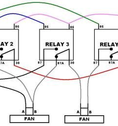 fan relay diagram wiring diagram portal cooling fan starter 00 camaro  cooling fan wiring diagram