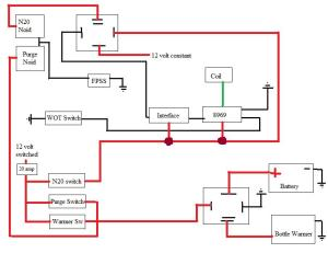 Nitrous Related Wiring  Page 9  LS1TECH