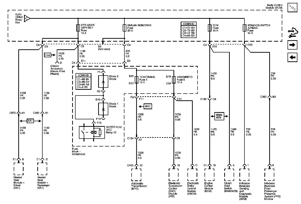 C5 Stereo Wiring Diagram Corvetteforum Chevrolet Corvette