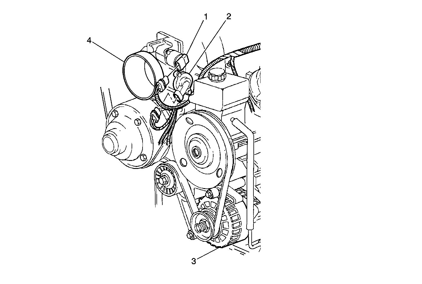 Engine Controls Components And Locations