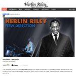 Herlin Riley Official Website