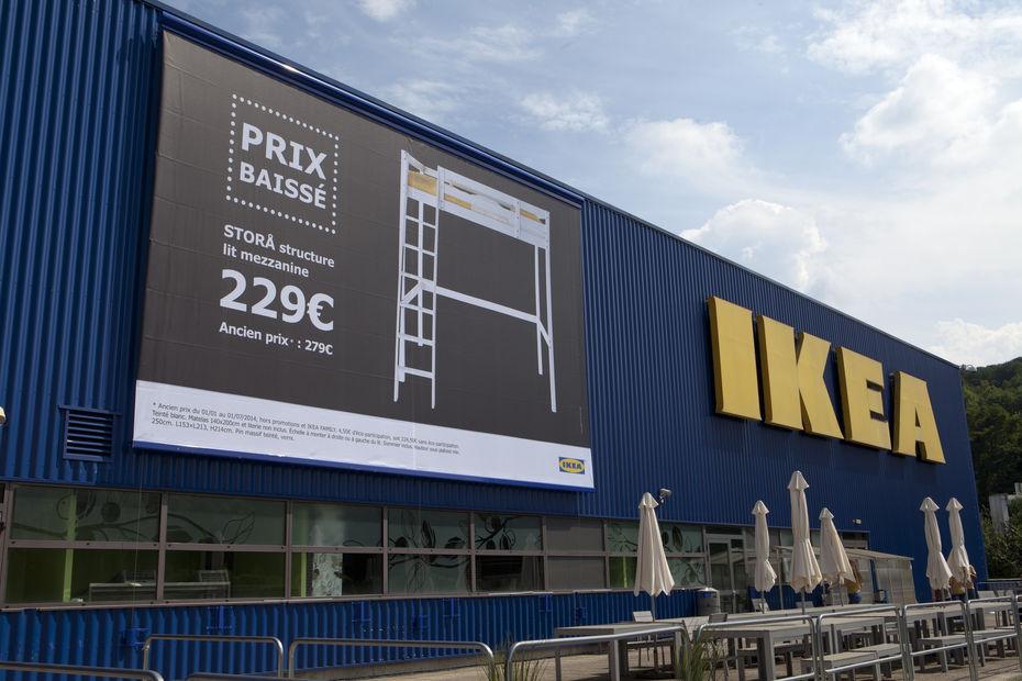 Ikea Réalise 118 Millions Deuros De Chiffre