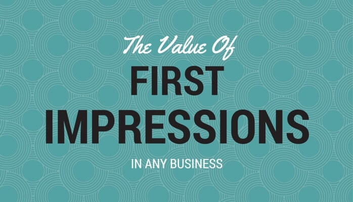Business first impression