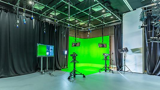 Film Studio and Soundstage  London South Bank University