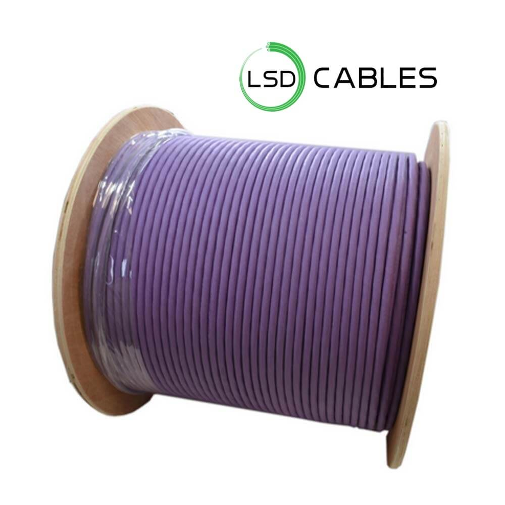 hight resolution of  lsdcabels cat7 sftp package wooden drum cat7 sstp cable l 701