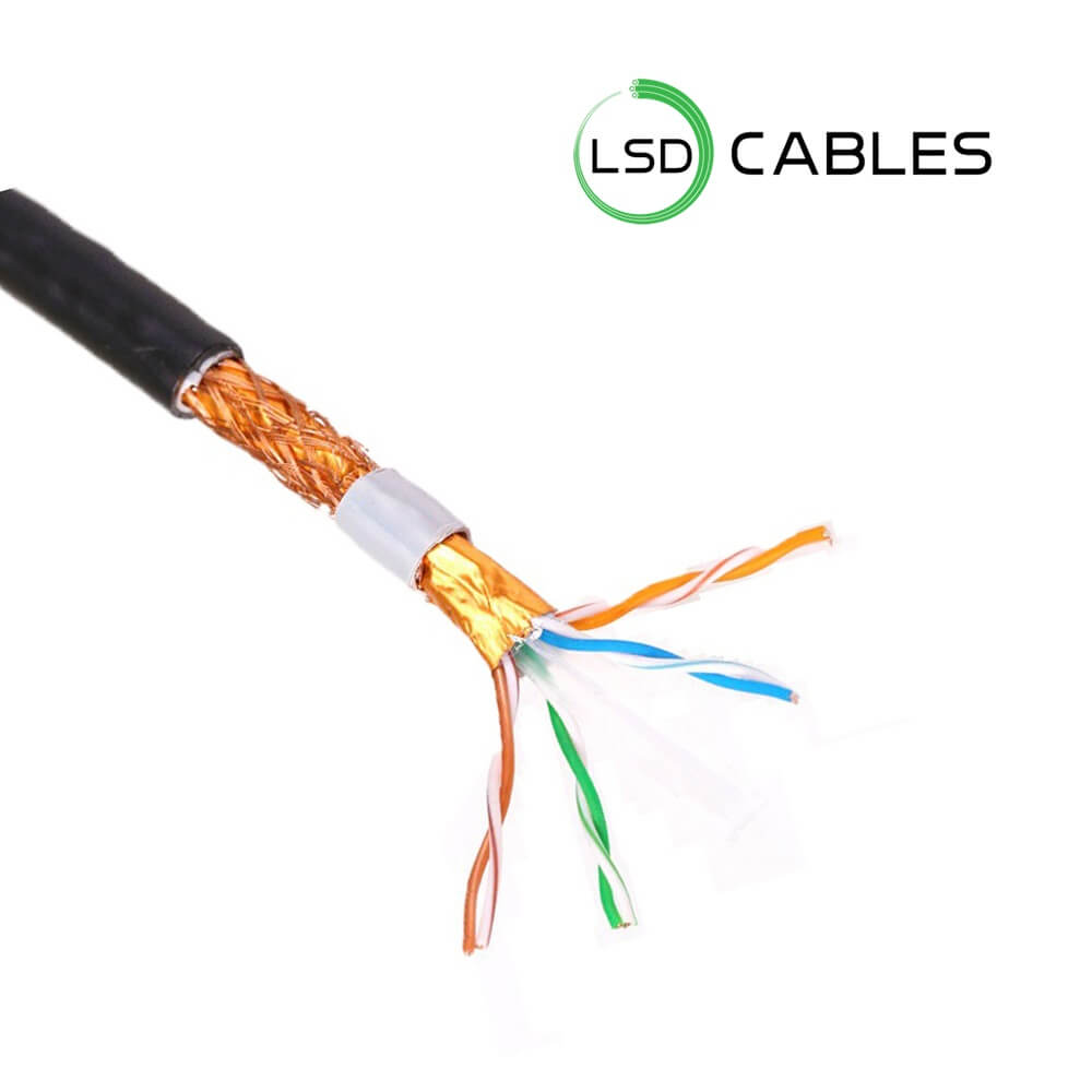 medium resolution of cat6 sftp outdoor cable l 606