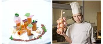 Cipolla Ramata di Montoro per il piatto di Antonio Petrone