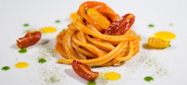 Spaghetto al pomodoro
