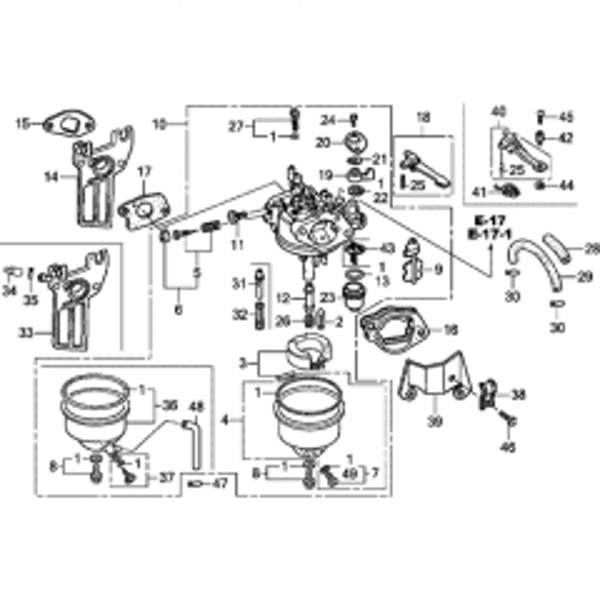 Wiring Database 2020: 28 Honda Gx160 Throttle Spring Diagram