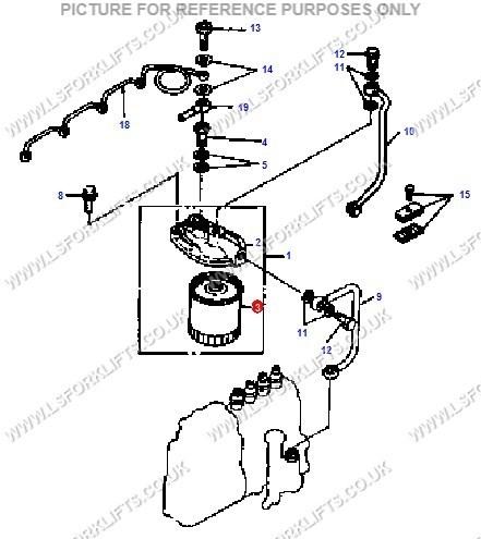 Doosan Fuel Filter