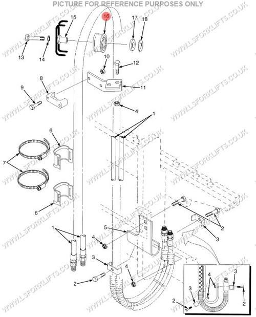 Monotrol Pedal Wiring Diagram