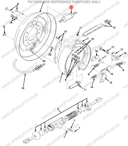 Hyster Forklift Parts Diagram. Parts. Wiring Diagram Images