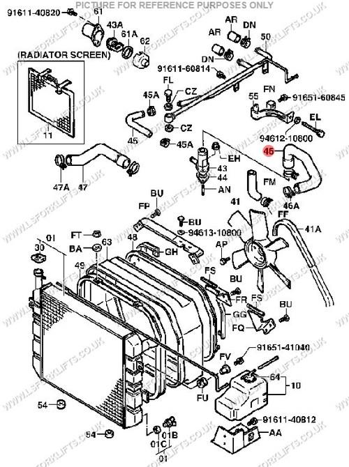 Daewoo Racer Engine Diagram
