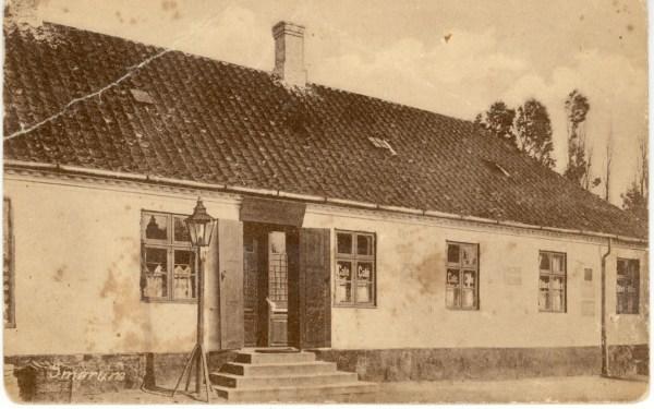 Smørum kro ca. 1910-25